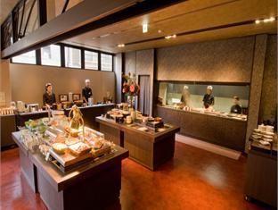 花螢之湯京都站前多米豪華酒店(Hotel Dormy Inn Premium Kyotoekimae)餐廳