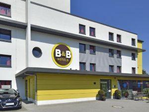 科布倫次B&B酒店(B&B Hotel Koblenz)