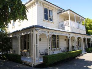 基督城梅里韋爾莊園汽車旅館((Merivale Manor Motel Christchurch)
