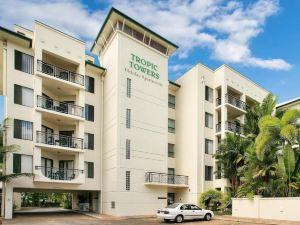 凱恩斯北回歸線塔公寓酒店(Tropic Towers Apartments Cairns)