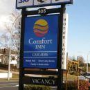 瀑布舒適酒店(Comfort Inn Cascades)