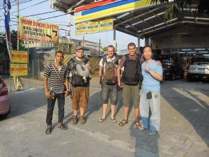 三寶攏牧師隆起青年旅館(Imam Bonjol Hostel Semarang)