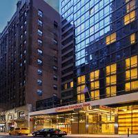 紐約/中城希爾頓花園酒店酒店預訂