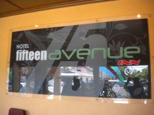 15大道酒店(15 Avenue Inn)