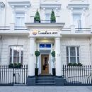 倫敦威斯敏斯特舒適酒店(Comfort Inn Westminster London)