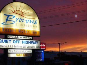 黃金海岸布朗布羅德海灘酒店(Browns at Broadbeach Gold Coast)