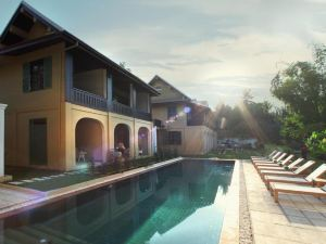 瑯勃拉邦仙女里沃共和區酒店(The Apsara Rive Droite Hotel Luang Prabang)
