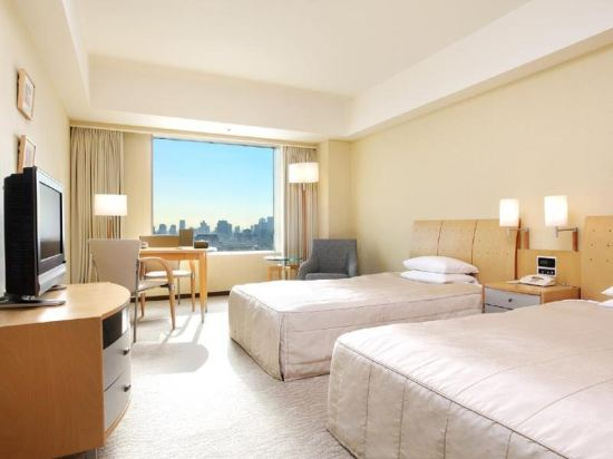 東京巨蛋酒店(Tokyo Dome Hotel)雙床房B