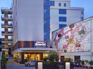 齊普爾尼爾萬納侯姆特爾-沙諾瓦酒店(Nirwana Hometel Jaipur – A Sarovar Hotel)