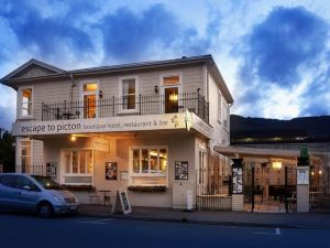 皮克頓度假精品酒店(Escape to Picton Boutique Hotel)