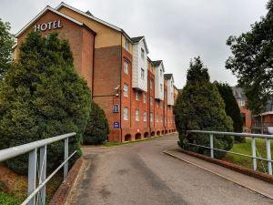 雷丁莫特豪斯貝斯特韋斯特優質酒店(BEST WESTERN PLUS Reading Moat House Hotel)