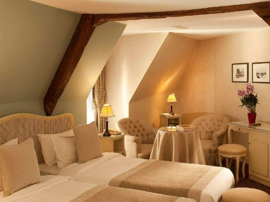 巴黎貝羅酒店(Belloy Saint-Germain Paris)家庭房