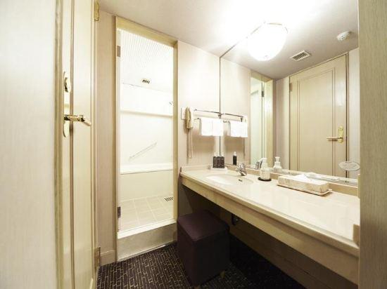 大阪新阪急酒店(Hotel New Hankyu Osaka)行政雙床房