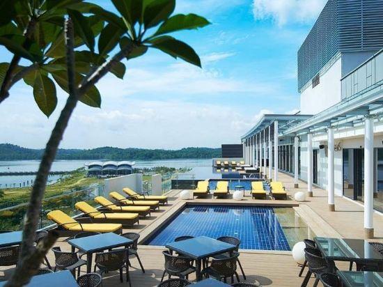 新山香格里拉公主港今旅酒店(Hotel Jen Puteri Harbour Johor Bahru by Shangri-La)健身娛樂設施