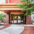 費爾格朗茲伊克諾旅館套房(Econo Lodge Inn & Suites Fairgrounds)