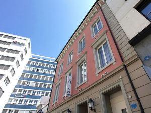 巴塞爾城市客棧酒店(Hotel City Inn Basel)