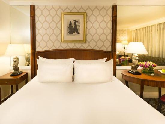 倫敦騎士橋千禧國際酒店(Millennium Hotel London Knightsbridge)俱樂部房