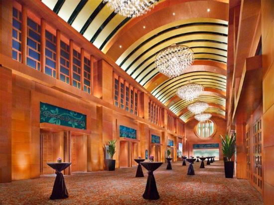 新加坡聖淘沙名勝世界逸濠酒店(Resorts World Sentosa - Equarius Hotel Singapore)其他