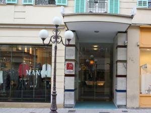 克里永尼斯中心酒店(Hotel Crillon Centre Nice)