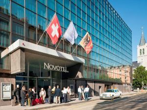諾富特日內瓦中心酒店(Novotel Genève Centre)