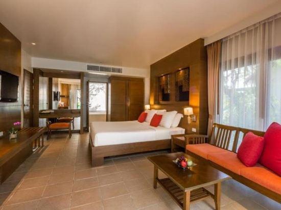 大海沙灘陽光度假酒店(Sea Sand Sun Resort and Villas)園景精品房