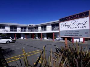 海灣軒汽車旅館(Bay Crest Motor Lodge)