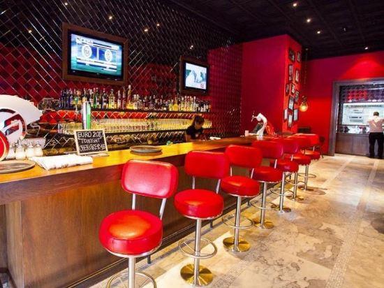 曼谷鉑爾曼大酒店(Pullman Bangkok Hotel G)酒吧