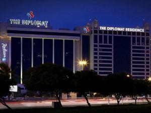 外交區麗笙水療公寓式酒店(The Diplomat Radisson Blu Hotel Residence and Spa)