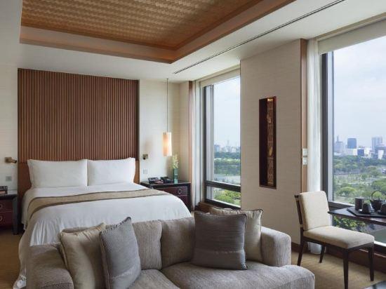 東京半島酒店(The Peninsula Tokyo)豪華園景客房