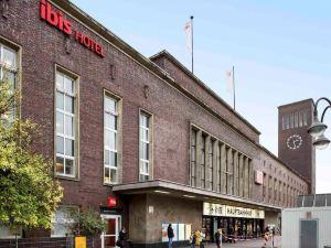 杜塞爾多夫中心車站宜必思酒店(Ibis Hotel Düsseldorf Hauptbahnhof)
