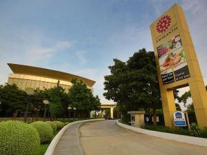 貝斯特韋斯特精品曼谷素旺納普紫莧精品酒店(Best Western Premier Amaranth Suvarnabhumi Airport Bangkok)