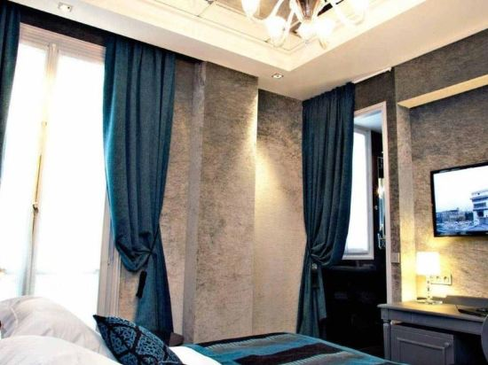 巴黎香榭麗舍安珀酒店(Maison Albar Hôtel Paris Champs Elysées)豪華房