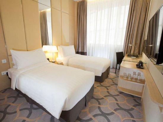 新加坡帝盛酒店(Dorsett Singapore)豪華房