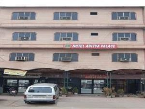 阿迪亞宮殿酒店(Aditya Palace)