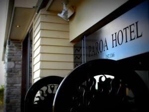 帕羅阿酒店(Paroa Hotel)