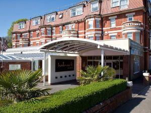 伯恩矛斯西崖霍爾馬克酒店(Hallmark Hotel Bournemouth West Cliff)