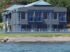 陶波溫泉湖畔汽車旅館(Clearwater Motor Loge Taupo)