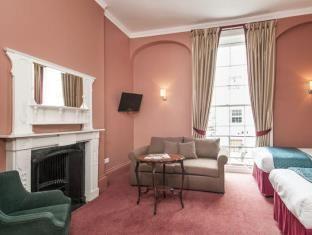 倫敦賈德酒店(Judd Hotel London)四人房