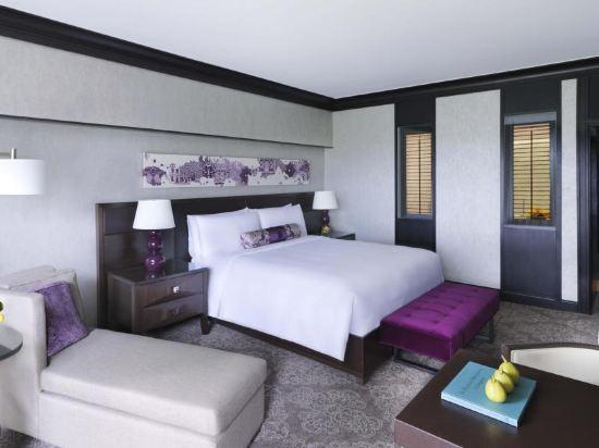 新加坡費爾蒙酒店(Fairmont Singapore)房間