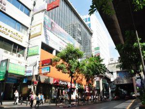 席隆維普雷斯酒店(VPlace Silom)