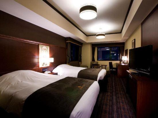 大阪蒙特利格拉斯米爾酒店(Hotel Monterey Grasmere Osaka)雙床房