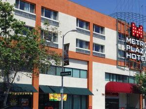 洛杉磯地鐵廣場酒店(Metro Plaza Hotel Los Angeles)