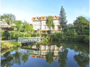 大叻玫瑰花園露台別墅(Dalat Terrasse des Roses Villa)