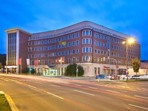 獨特多特蒙德中央火車站諾富姆酒店(Novum Hotel Unique Dortmund Hauptbahnhof)