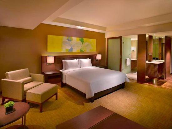 京那巴魯凱悅酒店(Hyatt Regency Kinabalu)標準房