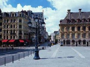 里爾阿德吉奧阿克瑟斯里爾沃邦酒店(Aparthotel Adagio Access Lille Vauban Lille)