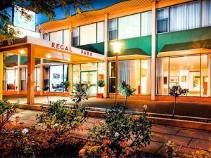 萊閣公園汽車旅館(Comfort Inn Regal Park, North Adelaide North Adelaide)