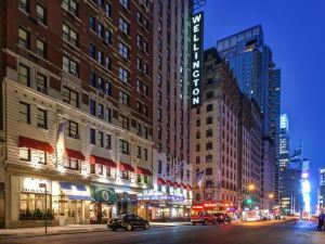 紐約惠靈頓酒店(Wellington Hotel – Times Square/Central Park New York)