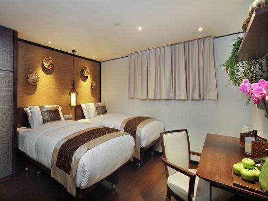 新加坡客來福酒店惹蘭蘇丹33號(Hotel Clover 33 Jalan Sultan Singapore)豪華房1