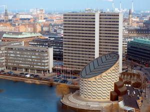 哥本哈根斯堪迪克酒店(Scandic Copenhagen)
